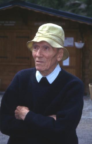Пьер Аллен (Pierre Allain) в 2000 году