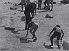 Как это было : 1962 год. Туристы на леднике Мер де Гласс