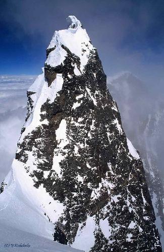 Лхоцзе Средняя. Вершина (Lhotse Middle Summit)