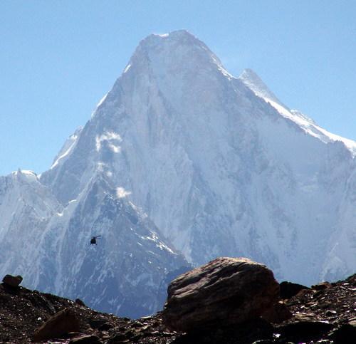 Saser Kangri I (7672 м)