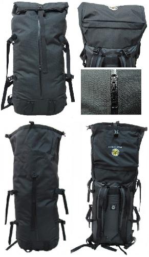 Надёжный минималистский рюкзак для альпинизма огромного объёма. 35+15 л, 800 г.