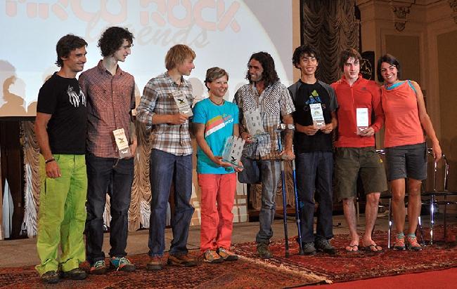 Номинанты и призеры Аrco Rock Legends 2014