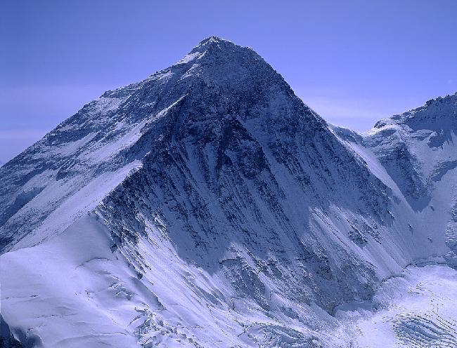 Эверест, западный гребень