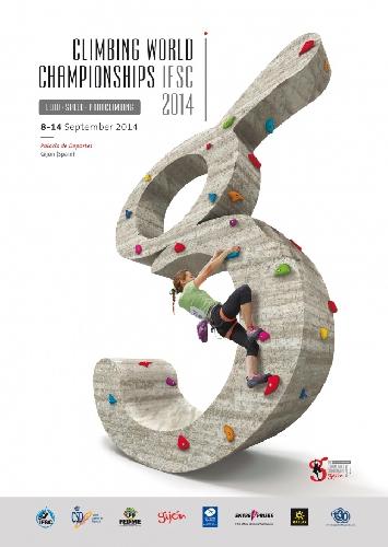 Чемпионат Мира по скалолазанию 2014