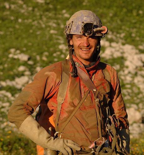 Денис Провалов - многолетний лидер российской спелеологии