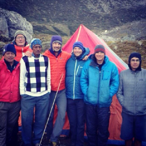 "Экспедиция под названием ""The Alpine Mentors"""