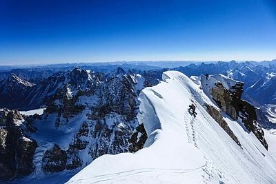 Словенская экспедиция в Гималаи: впервые в истории пройдена Северная стена Хагшу Пик и пик Lažan