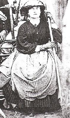 История альпинизма в лицах: Люси Уолкер (Lucy Walker)