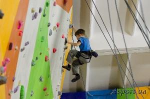 В Киеве прошел детский скалолазный фестиваль Junior Climbing Jam 2014 (+ФОТО)