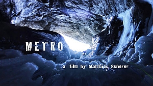 Metro - ледолазный маршрут в сердце горы