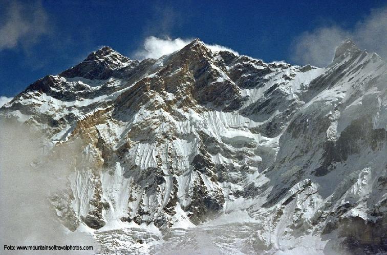 Аннапурна (Annapurna I, 8091 м). Западная стена