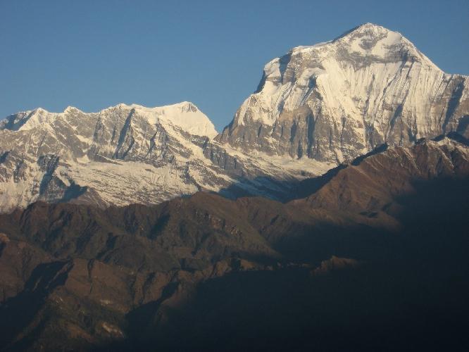 Дхаулагири IV (Dhaulagiri IV, 7640 м)