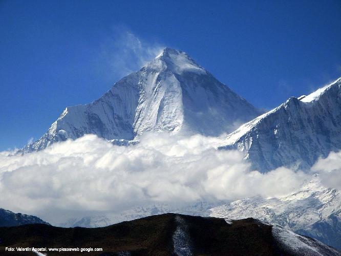 Дхаулагири I (Dhaulagiri I, 8167 м)