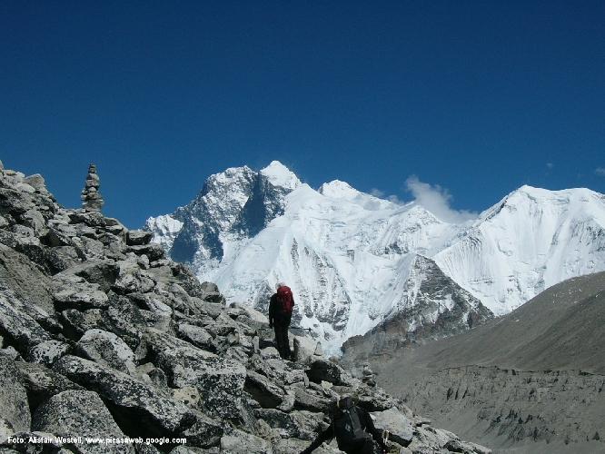 Лхоцзе Шар (Lhotse Shar, 8382 м)