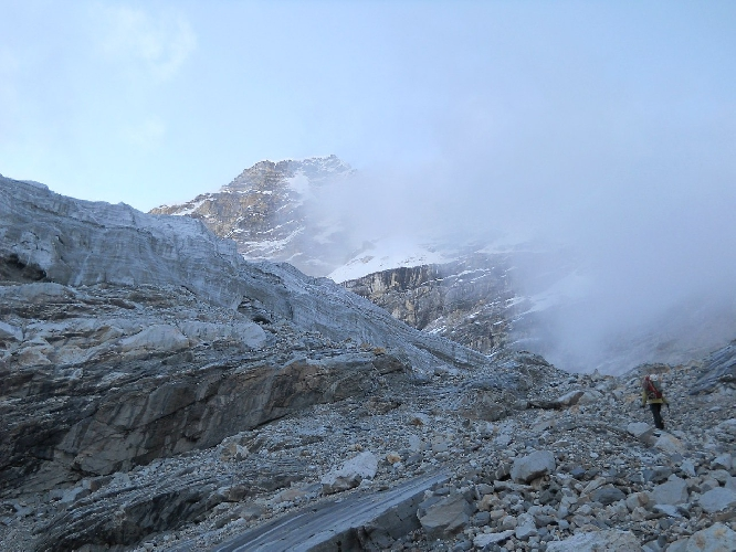 Экспедиция черкасских альпинистов к Гималайской вершине Лангшиса Ри. (+ФОТО)