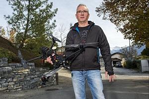 В Гималаях установлен рекорд мира в высотном полете дрона