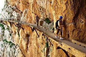 Прогулка по самому опасному маршруту в мире: Эль Каминито дель Рэй