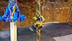 Износ и старение динамической альпинистской верёвки