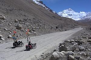 На велосипеде из Лхасы в Катманду