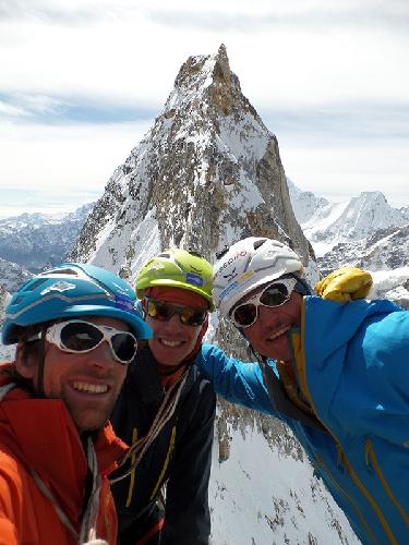 На вершине Тироль Шань (Tirol Shan)