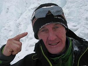 Перед грядущей экспедицией на К2: интервью Дениса Урубко