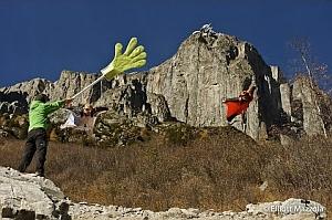 Экстремалы установили новый мировой рекорд в полетах в костюме вингсьют