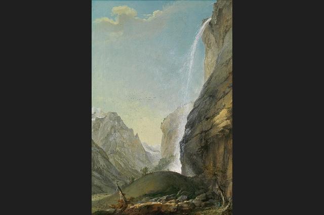 Каспар Вольф и его «современный» взгляд на Альпы