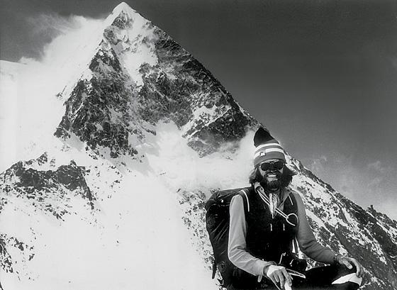 18 июля 1979 года. 34-летний Месснер в Итальянских Альпах