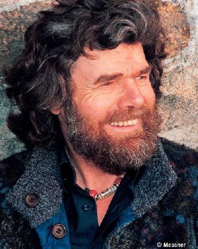 Райнхольд Месснер (Reinhold Messner). 2006 год. 62 года