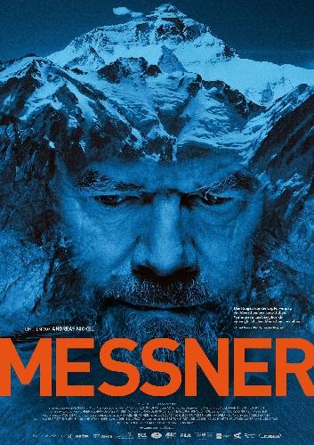 Райнхольд Месснер (Reinhold Messner) - постер к документальному фильму, автобиографии