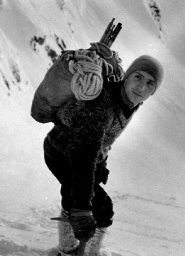 Мачей Попко. Долина Piarżyste, 60-е годы ХХ века.
