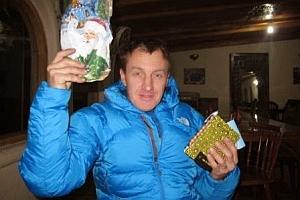 Денис Урубко: сбор средств на зимнюю экспедицию к К2 завершен