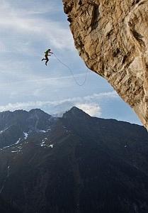 Динамическая страховка в альпинизме