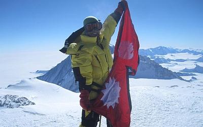 36-и летняя альпинистка Сусмита Маски (Susmita Maskey) стала первой непальской женщиной которая прошла программу