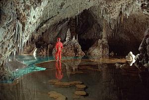Фото дня: Пещера Лечугия (Lechuguilla)
