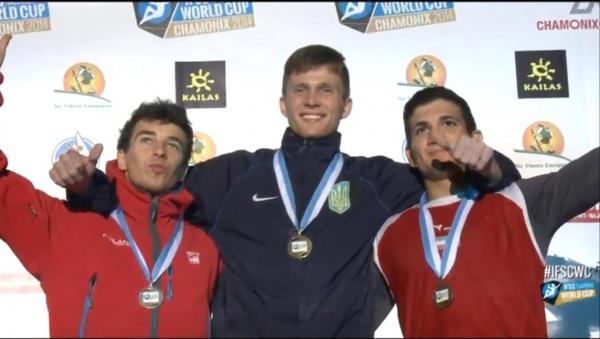 У 2014 році Даниїл Болдирєв виграв не лише титули чемпіона й рекордсмена світу, але й звання володаря Кубку планети за підсумком усіх етапів