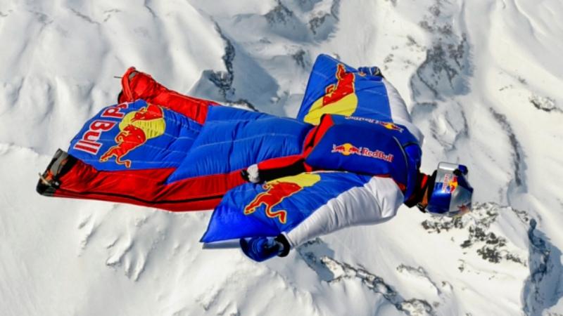 Валерий Розов - прыжок с Эвереста