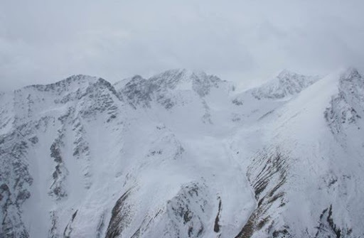 горы Монголии