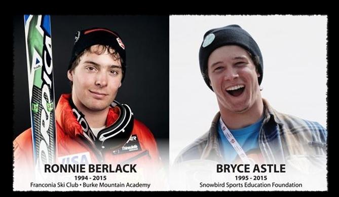 20-и летний Ронни Берлак (Ronnie Berlack) и 19-и летний Брюс Эстли (Bryce Astle)