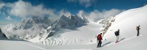 За минувшие выходные в Альпах погибли 4 и ранены еще 4 экстремала