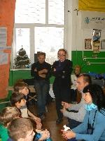 Рождественский боулдеринг в Каменце-Подольском (ФОТО)