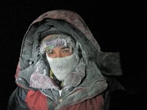 Зимние экспедиции на Нангапарбат сезона 2014/2015 года. История Элизабет Ривол