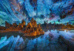 Самые незабываемые пещеры мира (+ФОТО)