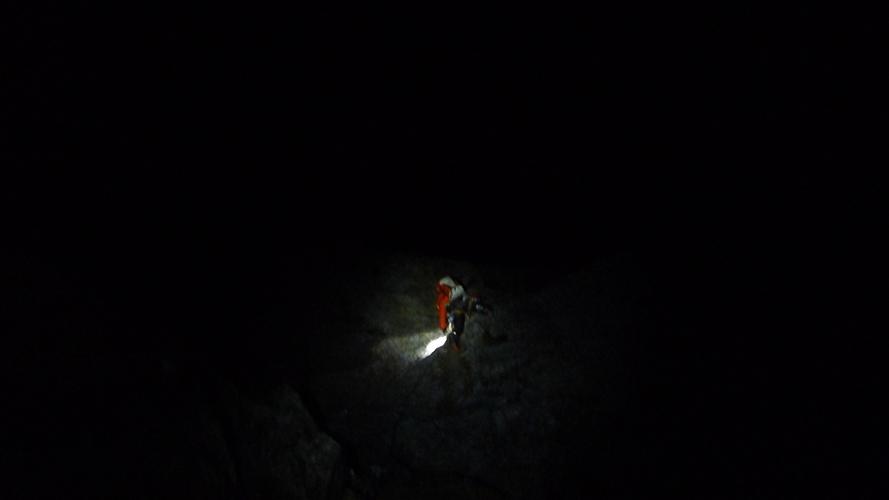 Ночное восхождение