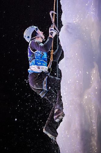 UIAA Ice Climbing World Cup Rabenshtein