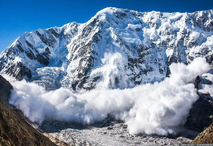 В Грузии под лавиной погиб украинский альпинист