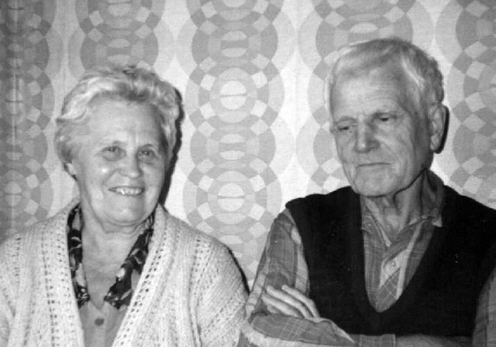 Мартынов и Попова в Харькове (90-ые годы)