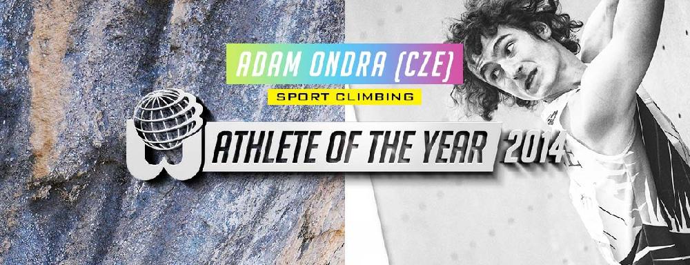 IWGA Athlete of the Year, 2014