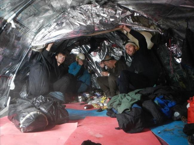 Крубера-Воронья 2012 год