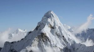 Гималаи с высоты 6000 метров. Уникальная видеосъемка в формате Full HD